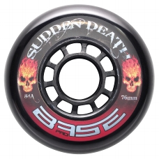 "BASE Outdoor Rollen- Pro ""Sudden Death"" - 84A - 4er VPE 1"