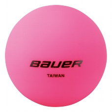 BAUER Hockey Ball pink - cool 1
