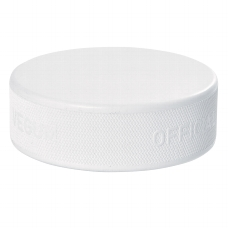 "SHER-WOOD Training Puck ""white"" - 25er Pack 1"