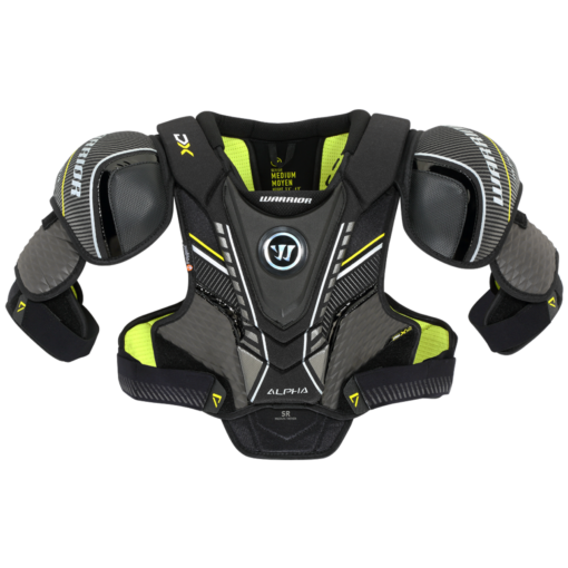 Warrior Schulterschutz Alpha DX Youth 1
