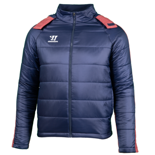 Warrior Covert Stadium Jacket Senior 3
