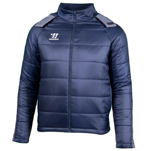 Warrior Covert Stadium Jacket Senior 1