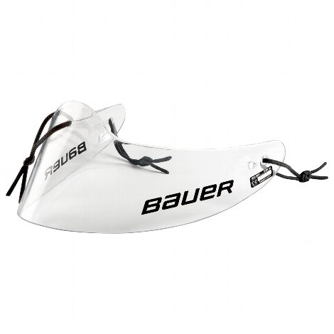 BAUER THROAT PROTECTOR PROFILE - SR. 1