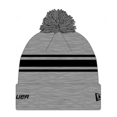 BAUER/NEW ERA STRIPED POM POM 3