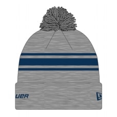 BAUER/NEW ERA STRIPED POM POM 4