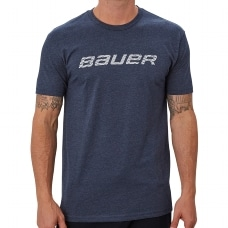 BAUER SS CREW TEE W/GRAPHIC 5